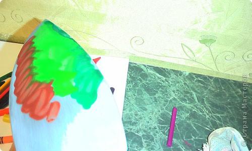 Есть специальный утюжок и цветной воск для энкаустики. Много разных приспособлений и литература. фото 5