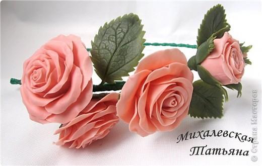 Вот такой ободок я сделала для своей доченьки )))))) фото 4