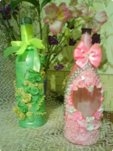 бутылочки правда пока пустые.... фото 3