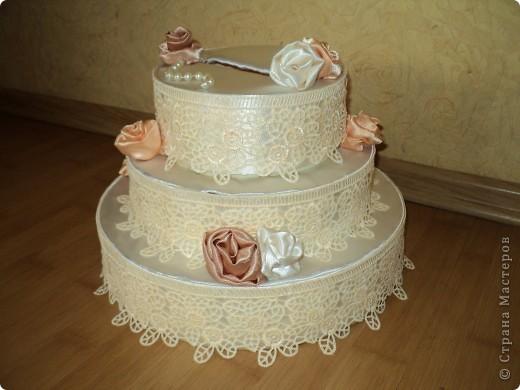 Это мой тортик... фото 1