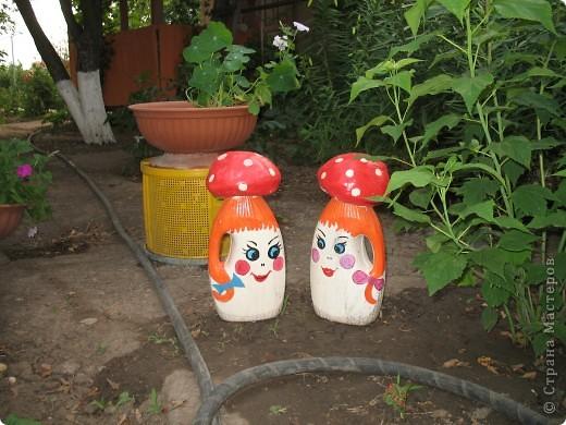 Приглашаю вас прогуляться по моему двору. Я очень люблю цветы .. Цветы растут у меня везде, где есть свободный кусочек земли. фото 9