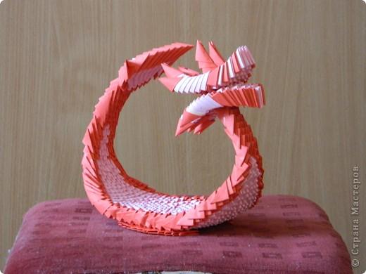 Немного модульного оригами фото 1
