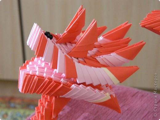 Немного модульного оригами фото 2
