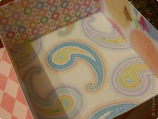 Подарочный коробок или коробочка для всяких мелочей фото 4