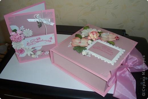Подарочная коробочка фото 4
