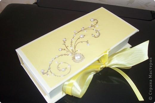 Подарочная коробочка фото 5