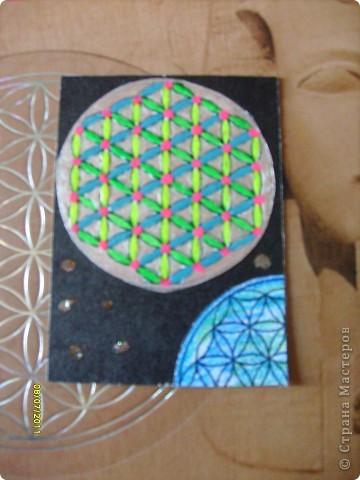 Цветок Жизни -это простой геометрический узор, заключающий в себе все тайны мироздания......... Друнвало Мельхиседек - физик по образованию, член эзотерического ордена Мельхиседеков , прошедший обучение у 70 духовных учителей самых разных традиций....  фото 22