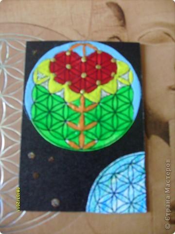 Цветок Жизни -это простой геометрический узор, заключающий в себе все тайны мироздания......... Друнвало Мельхиседек - физик по образованию, член эзотерического ордена Мельхиседеков , прошедший обучение у 70 духовных учителей самых разных традиций....  фото 23