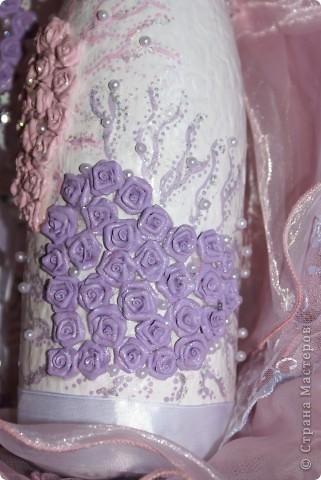 Свадебный набор в моём исполнении ))) Думаю получилось симпатичненько)))) фото 5
