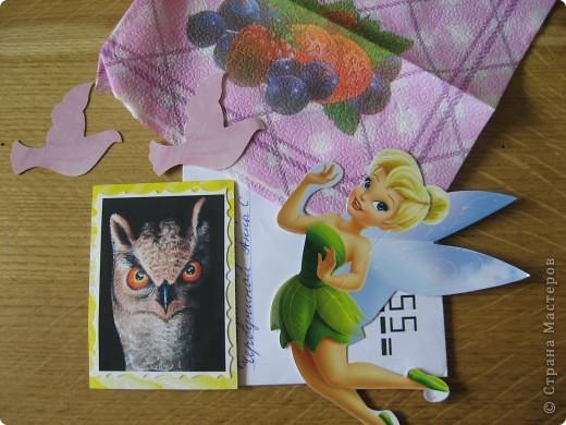 """Получила красивую салфеточку с мишками в подарок с карточкой АТС, не могла не приспособить её в дело. Такая детская серия  """" Мишки"""" у меня получилась. Но просто аппликация - это не интересно, добавила объёмных квиллинговых цветов. Первыми приглашаю к выбору своих многочисленных кредиторов (если понравится), всем остальным отвечу после них. фото 15"""