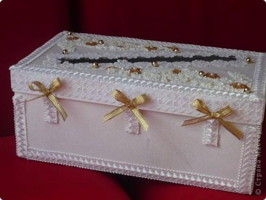 Бокальчики, книга для пожеланий и коробка для денег. Такой вот небольшой наборчик... фото 9
