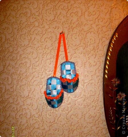 тапочки для ключей :) фото 2