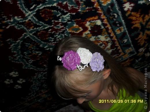 Ободочки для дочки. фото 1