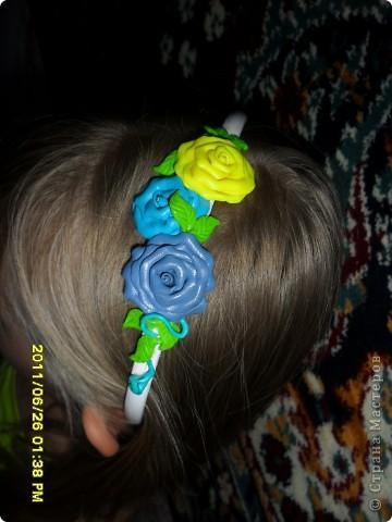 Ободочки для дочки. фото 2
