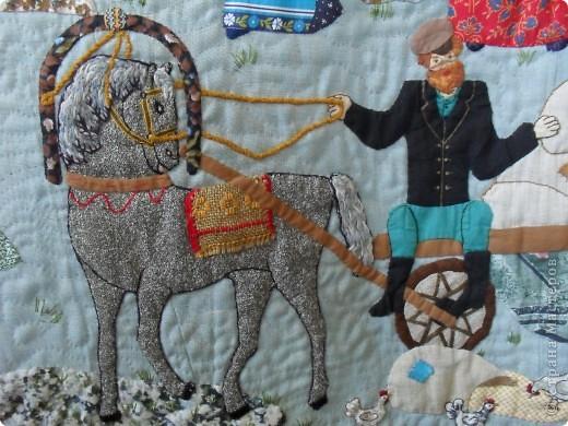 Здесь представлена часть фотографий коллекционных и художественных кукол. Выставка проходит совместно с выставкой кукол театра Сергея Образцова. Куклы изготовили разные мастера в различной технике. Вот уж поистине у них ЗОЛОТЫЕ РУКИ!!! Смотрите - наслаждайтесь! Хорошего Вам просмотра. фото 39
