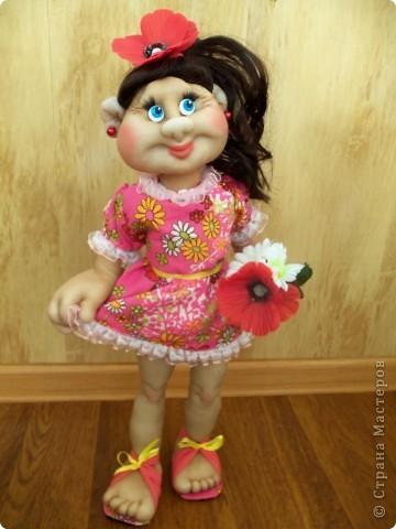 Кукла Иришка фото 2