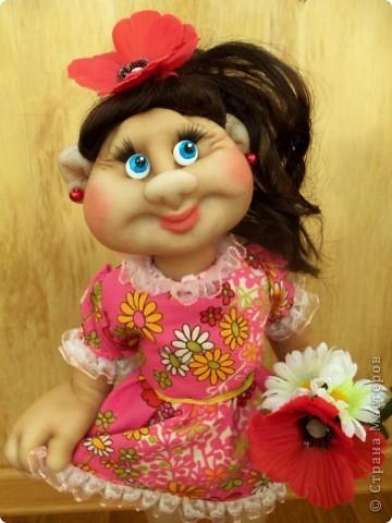 Кукла Иришка фото 1
