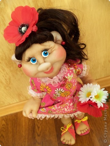 Кукла Иришка фото 6