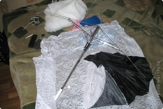 сделала новый зонт фото 4