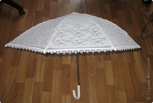сделала новый зонт фото 18