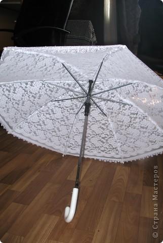 сделала новый зонт фото 20