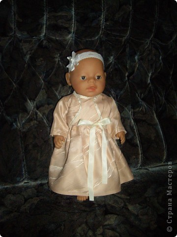 Платья для Беби Борн фото 3