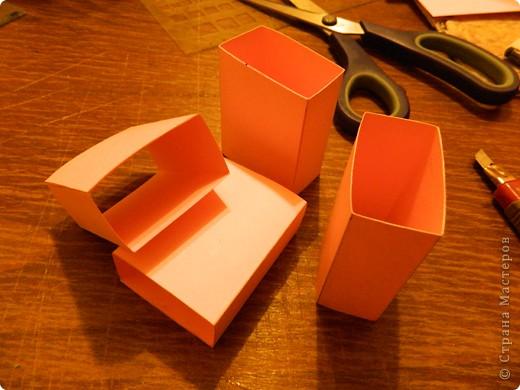 """Пункт 1. Я начала работу с изготовления выдвижных ящиков. А именно не с самой коробочки, а того куда она будет задвигаться (не знаю как это правильно называется, извините, буду назвать их """"держатели""""). На листе А3 отметила такие размеры (по ширине листа). фото 3"""