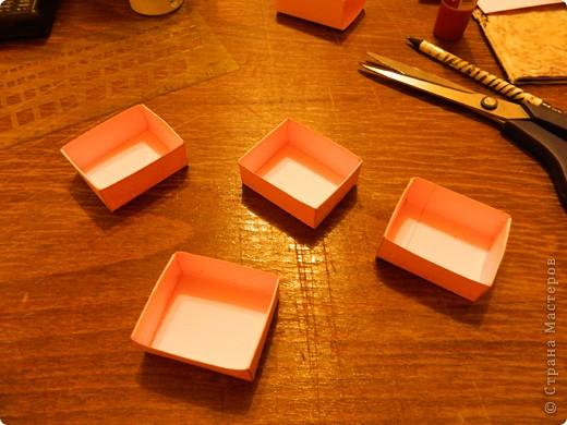 """Пункт 1. Я начала работу с изготовления выдвижных ящиков. А именно не с самой коробочки, а того куда она будет задвигаться (не знаю как это правильно называется, извините, буду назвать их """"держатели""""). На листе А3 отметила такие размеры (по ширине листа). фото 7"""
