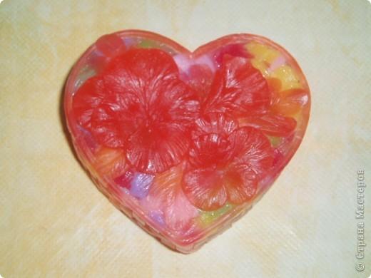 Масло Ши + розовое масло + ароматизатор Роза фото 2
