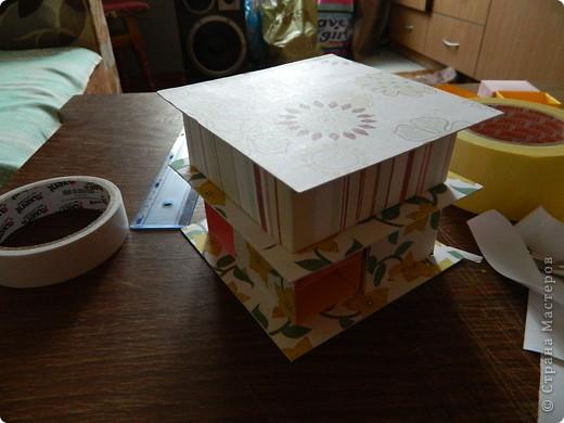 """Пункт 1. Я начала работу с изготовления выдвижных ящиков. А именно не с самой коробочки, а того куда она будет задвигаться (не знаю как это правильно называется, извините, буду назвать их """"держатели""""). На листе А3 отметила такие размеры (по ширине листа). фото 22"""