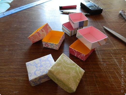 """Пункт 1. Я начала работу с изготовления выдвижных ящиков. А именно не с самой коробочки, а того куда она будет задвигаться (не знаю как это правильно называется, извините, буду назвать их """"держатели""""). На листе А3 отметила такие размеры (по ширине листа). фото 23"""