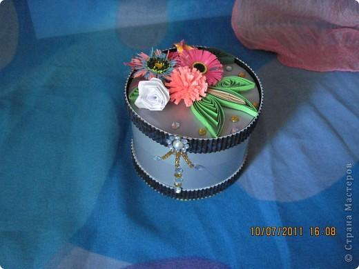 Коробочка для денежек фото 2