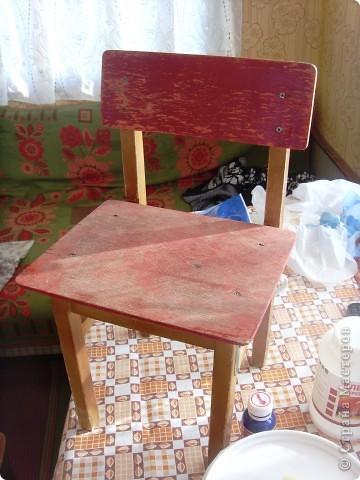 Переделка стульчика фото 2