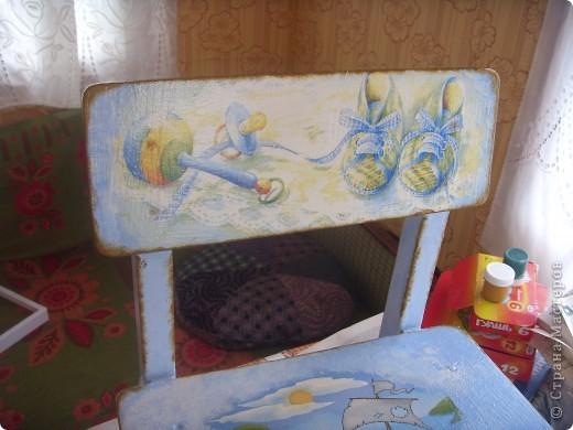 Переделка стульчика фото 5