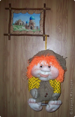 Продолжаю учиться шить кукол. Вот Филичку сплагиатила у Оксаны Третьяковой  http://stranamasterov.ru/node/164787?c=favorite Ни когда бы не подумала что смогу, но вот получается!!!!!!!!!!!!! фото 1