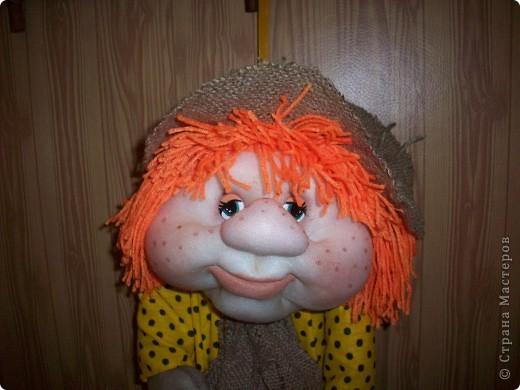 Продолжаю учиться шить кукол. Вот Филичку сплагиатила у Оксаны Третьяковой  http://stranamasterov.ru/node/164787?c=favorite Ни когда бы не подумала что смогу, но вот получается!!!!!!!!!!!!! фото 2