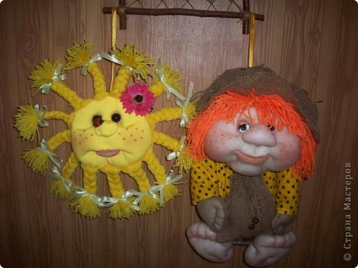 Продолжаю учиться шить кукол. Вот Филичку сплагиатила у Оксаны Третьяковой  http://stranamasterov.ru/node/164787?c=favorite Ни когда бы не подумала что смогу, но вот получается!!!!!!!!!!!!! фото 4