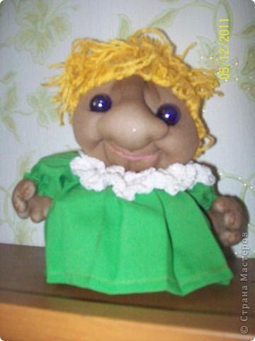 кукляшка- мулатка