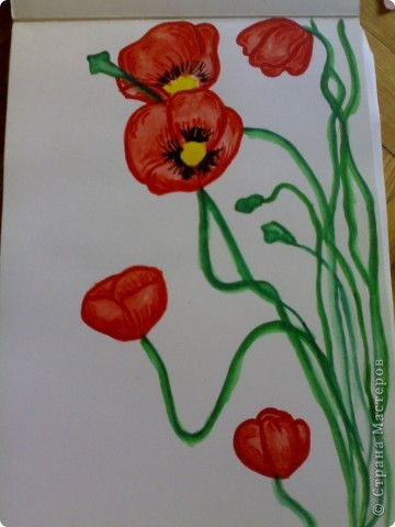 Цветочки  фото 1