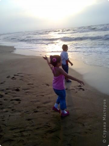 Каспий прекрасен всегда, но вечерний особенно. фото 7