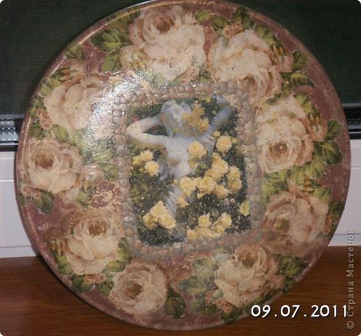 дева с розами фото 1