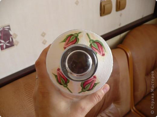 Моя дочь очень любит хороший чай.  К дню свадьбы я для их новоиспечённой семью сделала такую баночку для вкусной заварки. фото 4