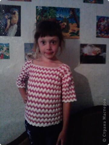 кофточки для доченьки фото 2