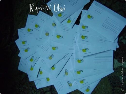 25 конвертиков завтра полетят к своим адресатам фото 1