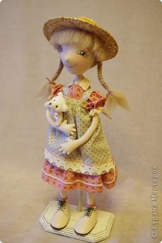Уленька  (девочка с мишкой) фото 1