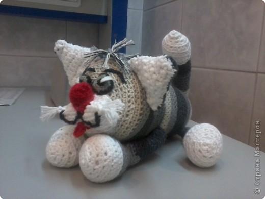 котик Батончик