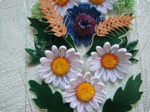Такой букетик сложился из цветов, которые остались от большей работы, которая ниже. фото 7
