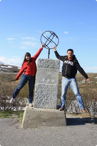Тут, на даче, в 6 утра 11-ого июня началось наше с братом путешествие. Ездили мы вчетвером, еще с семейной парой. фото 21