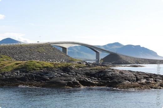 Ну виды в Норвегии везде просто великолепные! фото 3