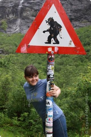 Ну виды в Норвегии везде просто великолепные! фото 5
